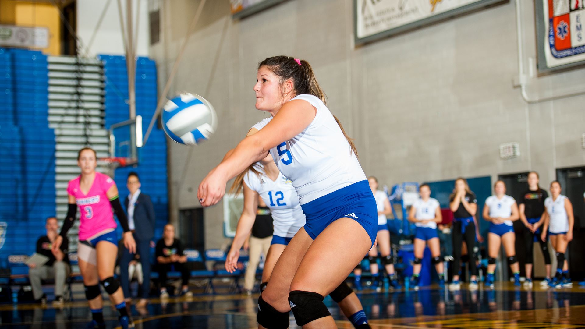 `Runners Take WAC Lead With Sweep Over Chicago State