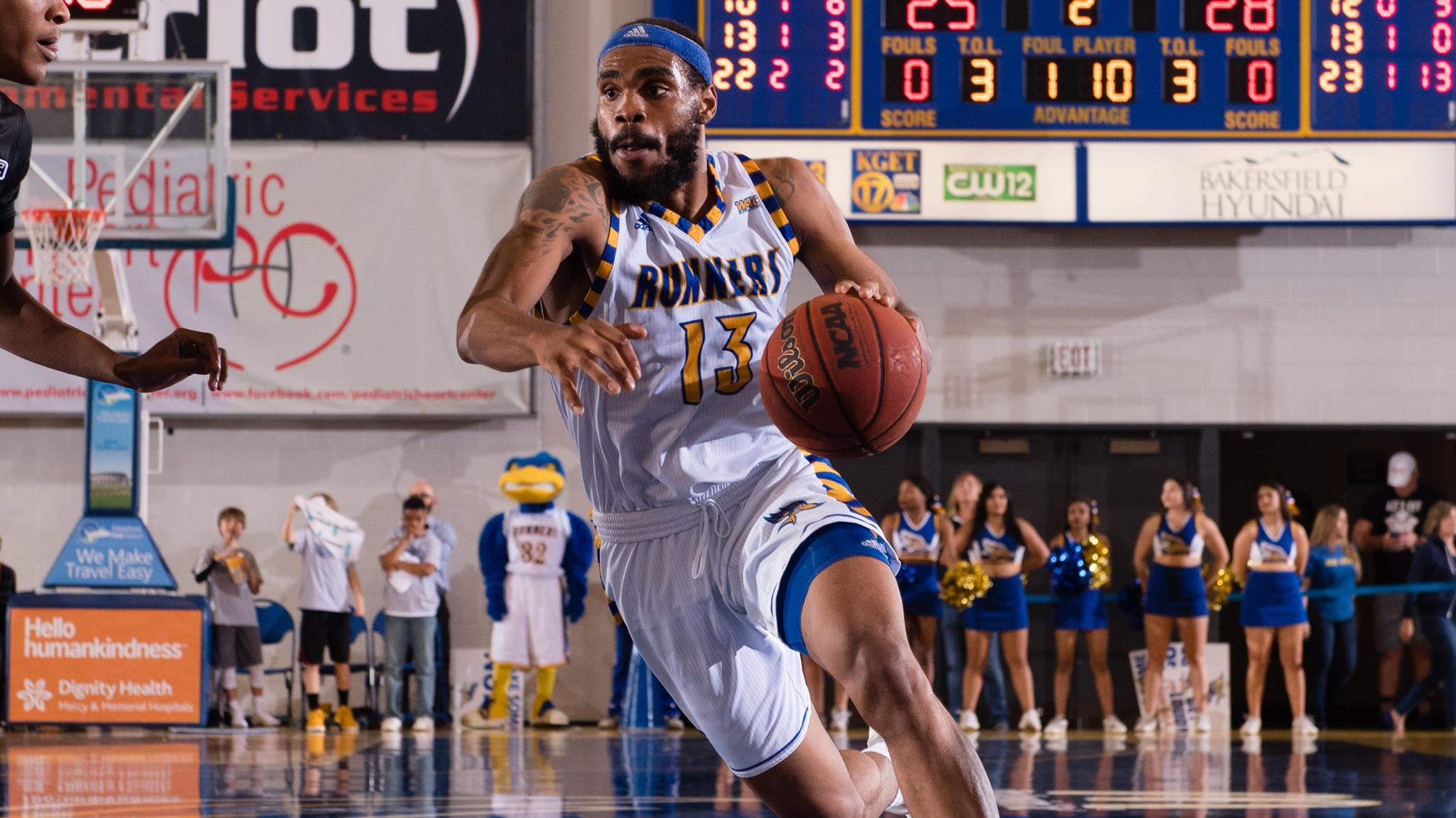 the best attitude ee3f8 143f3 CSUB to Host Roadrunner Basketball Camps This Summer ...