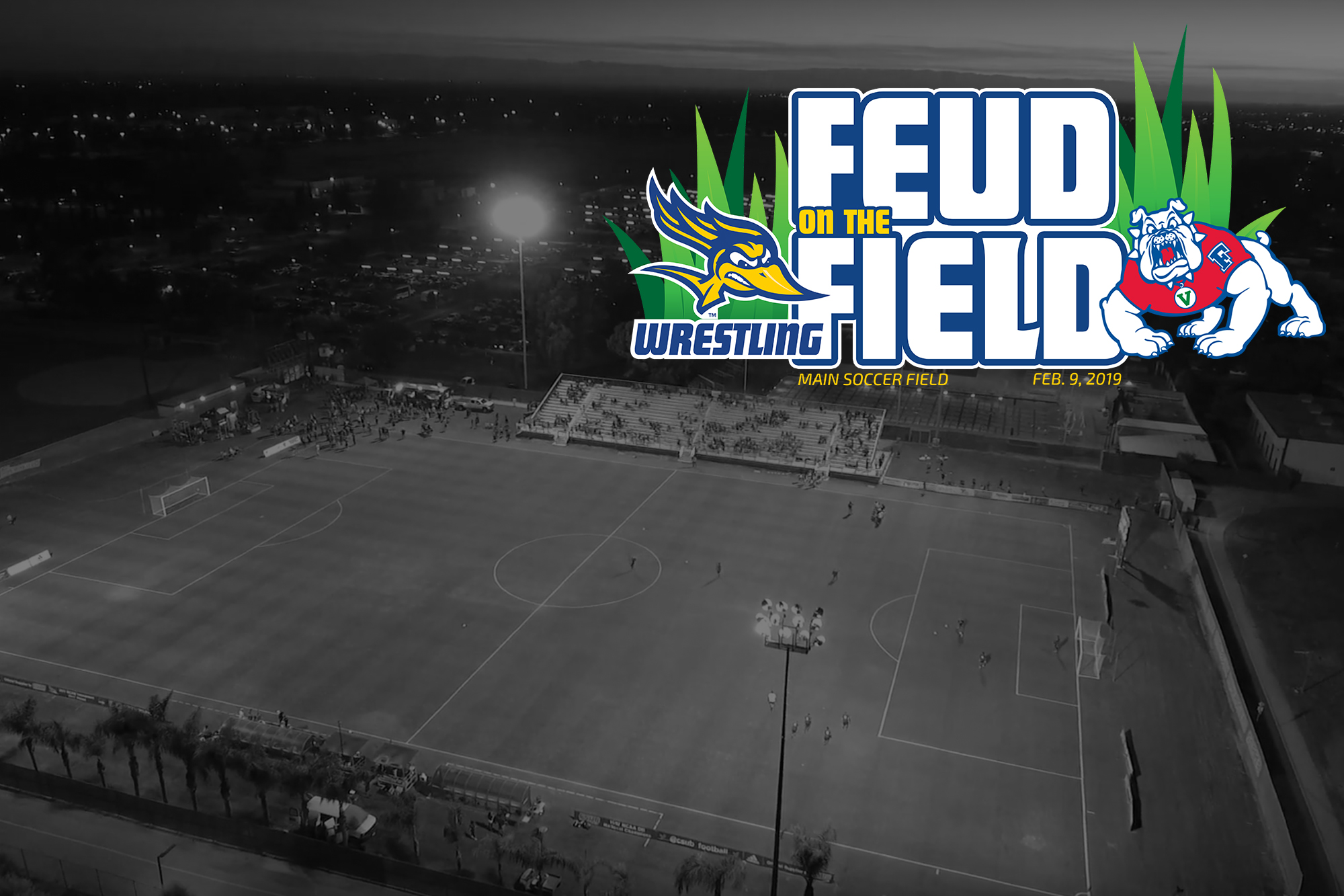 Roadrunners to Host Fresno State for Feud on the Field